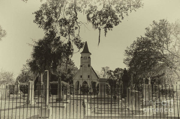 Photograph - Bethany Cemetery by Dale Powell