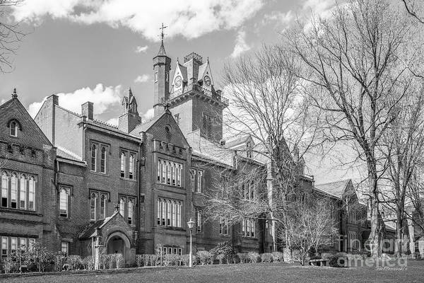 West Virginia Photograph - Bethany College Old Main by University Icons