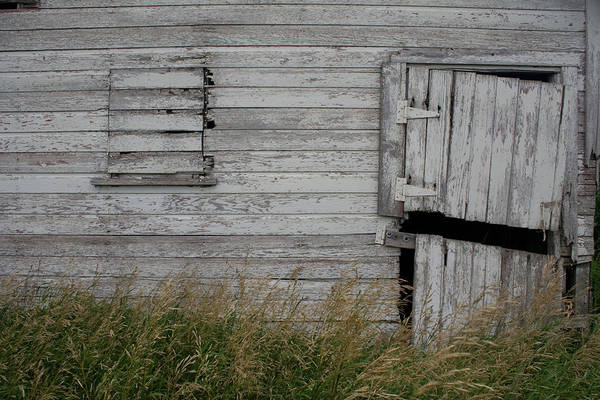 Photograph - Bethel Barn Closed by Dylan Punke