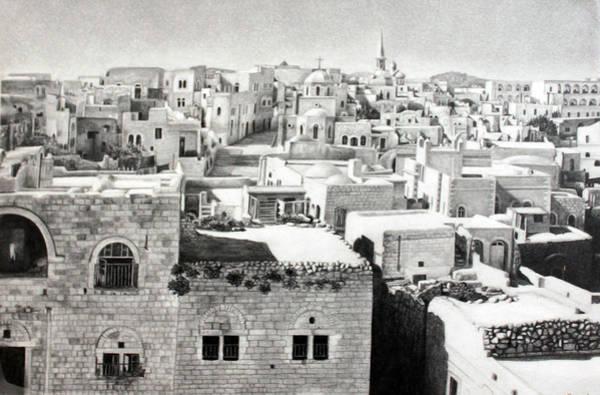 Holy Land Photograph - Bethlehem Old Town by Munir Alawi