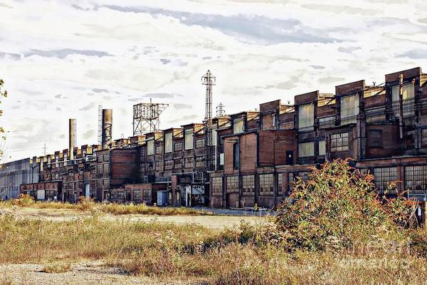 Photograph - Bethlehem Steel #12 by Marcia Lee Jones