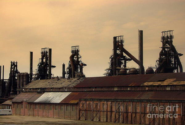 Photograph - Bethlehem Steel #13 by Marcia Lee Jones
