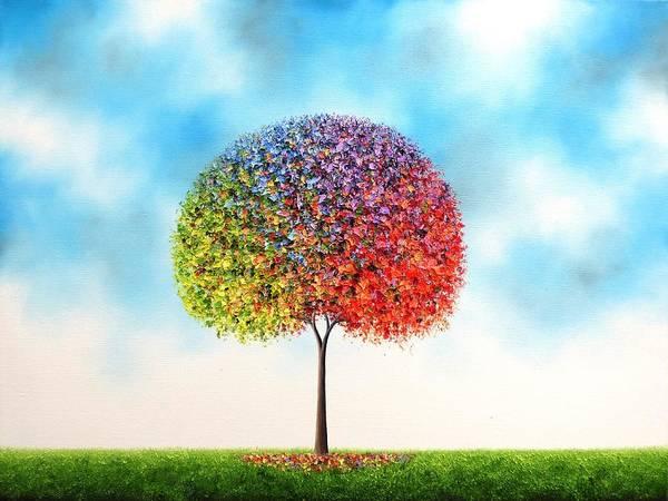 Wall Art - Painting - Better Tomorrows by Rachel Bingaman