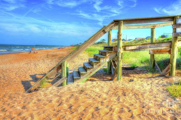 Flagler Beach Photograph - Betty's Place  by Debbi Granruth