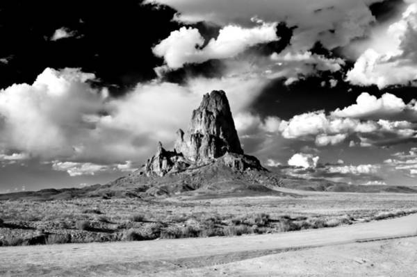 Wall Art - Photograph - Between Monument Valley And Canyon De Chelley by Paul Basile