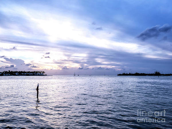Photograph - Between Sunset Key And Wisteria Island by John Rizzuto