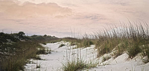 Photograph - Between The Dunes by Judy Hall-Folde