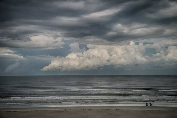 Photograph - Between The Storms by Judy Hall-Folde