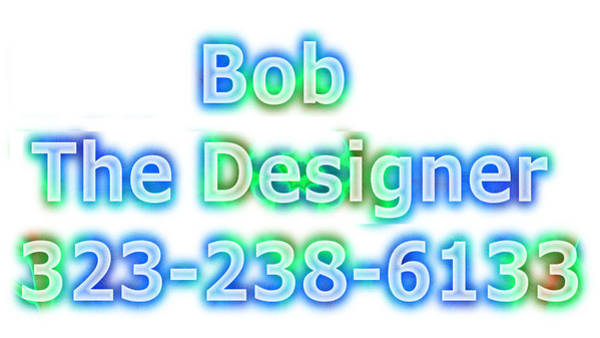 Robbie Digital Art - Beverly Blvd Web And Graphic Design 323-238-6133 by Robbie Commerce
