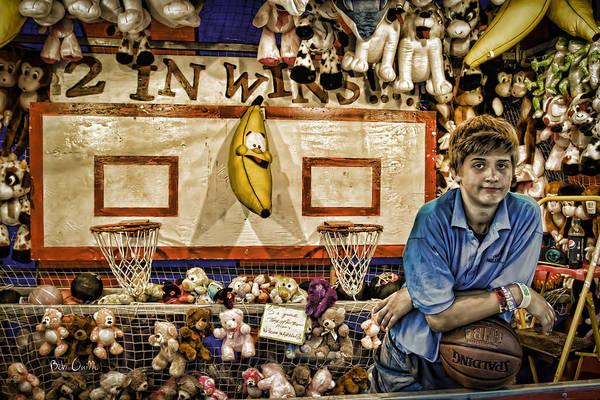 Wall Art - Photograph - Beware The Smiling Banana  by Bob Orsillo