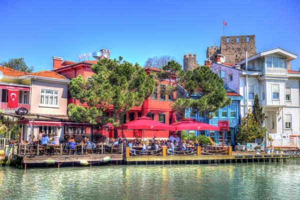 Wall Art - Photograph - Beykoz Kucuksu Istanbul Turkey by David Pyatt