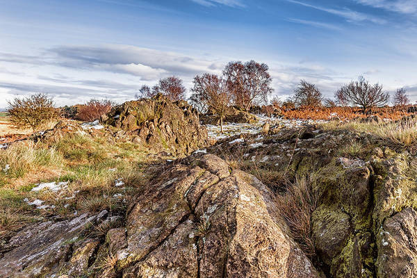 Photograph - Beyond The Rocks by Nick Bywater