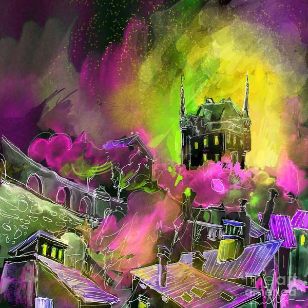 Pyrenees Painting - Biarritz 14 Bis by Miki De Goodaboom