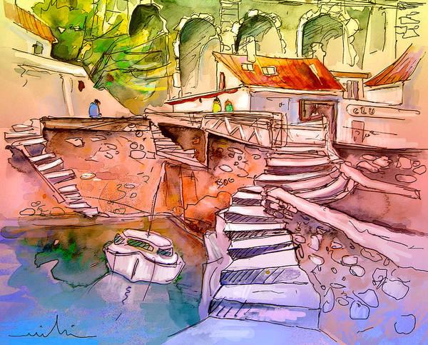 Digital Art - Biarritz 18 Bis by Miki De Goodaboom