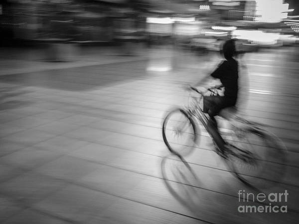 Photograph - Bicycle by Hans Janssen