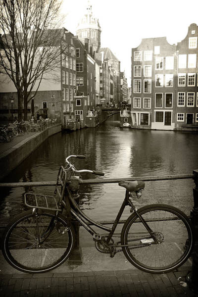 Photograph - Bicycle by Scott Hovind