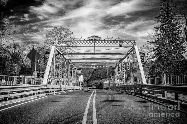 Photograph - Bridge To Califon by Nick Zelinsky