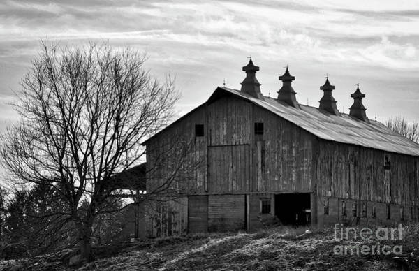 Photograph - Big Barn by Kirt Tisdale