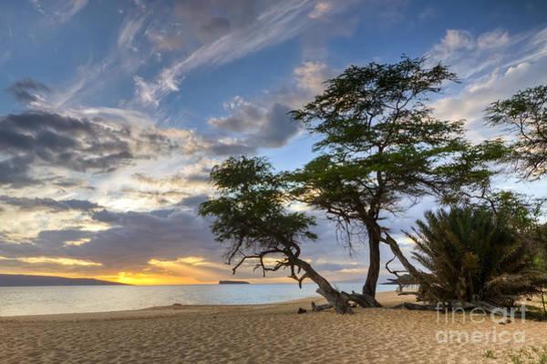 Wall Art - Photograph - Big Beach Maui Hawaii Sunset by Dustin K Ryan