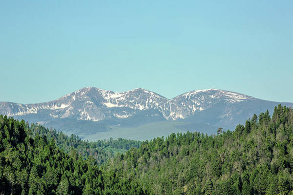 Photograph - Big Belt Mountains by Todd Klassy