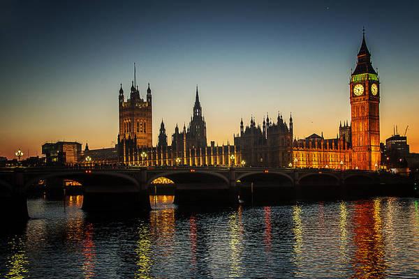 Photograph - Big Ben by Ryan Wyckoff