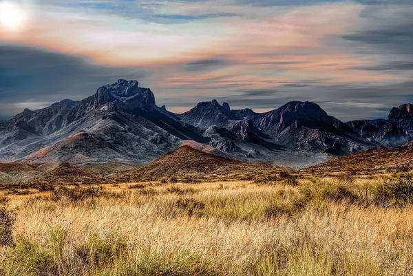 Photograph - Big Bend Hill Tops by Gaylon Yancy