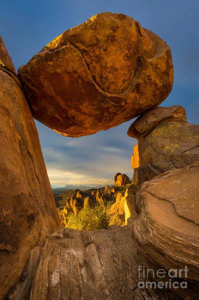Grapevine Photograph - Big Bend Portal by Inge Johnsson