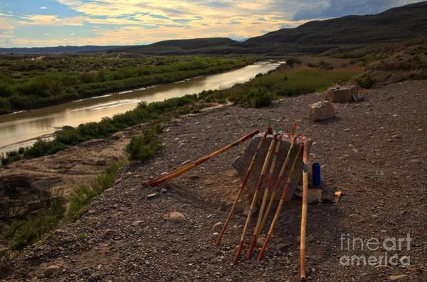 Photograph - Big Bend Souvenir Stand by Adam Jewell