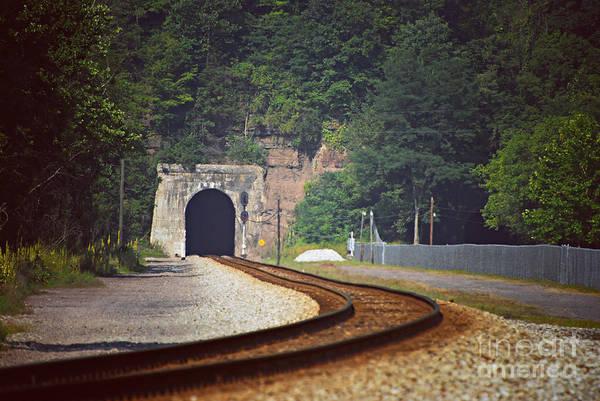 Big Bend Tunnel  Art Print