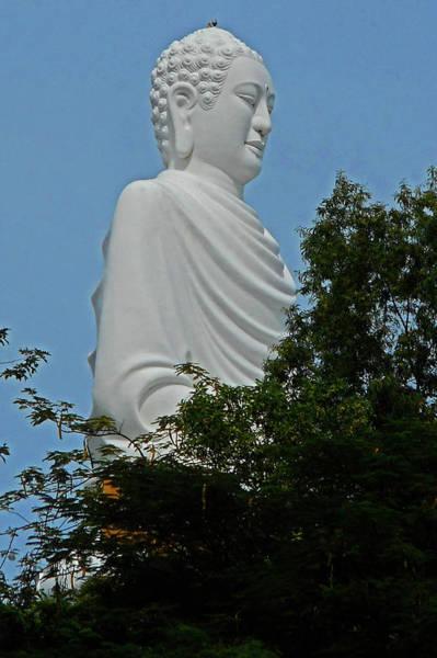Vung Tau Photograph - Big Buddha 5 by Ron Kandt