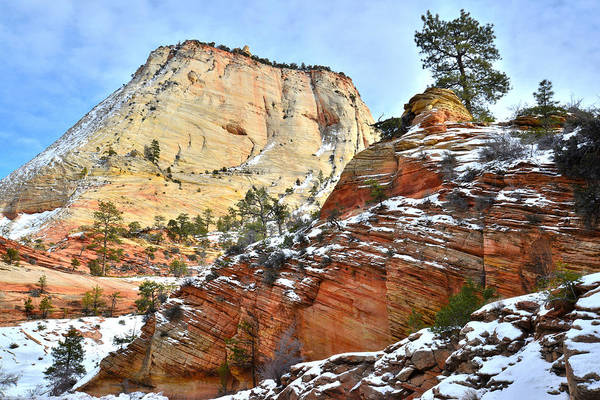 Photograph - Big Butte II by Ray Mathis