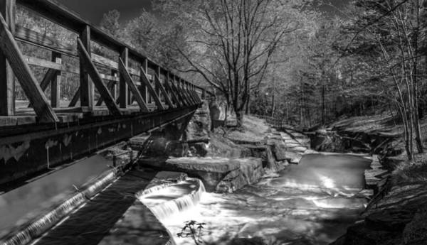 Photograph - Big Canoe Bridge by Alexander Mayr