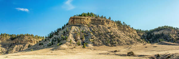 Stoney Photograph - Big Coulee Panorama by Todd Klassy