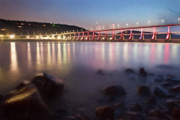 Photograph - Big Dam Bridge by Jonas Wingfield