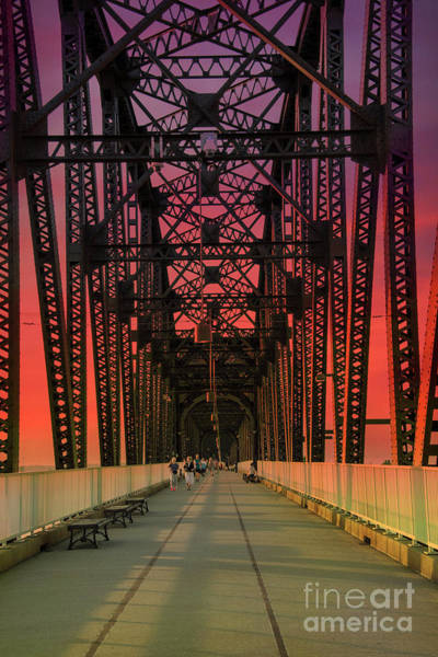 Wall Art - Photograph - Big Four Bridge by Juli Scalzi
