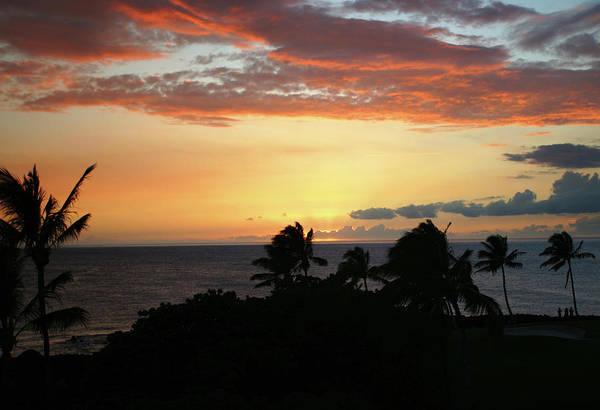 Photograph - Big Island Sunset by Anthony Jones