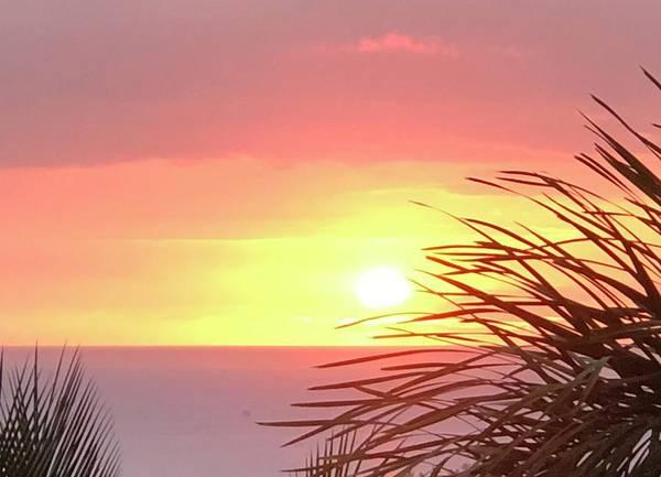 Photograph - Big Island Sunset by Karen Nicholson
