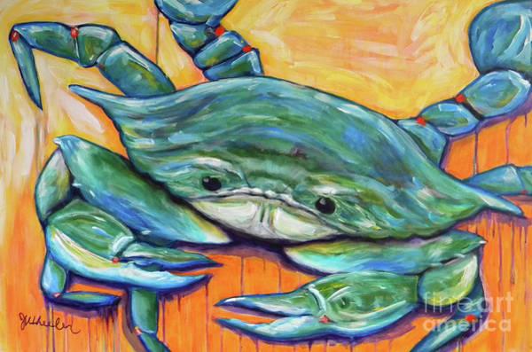 Alabama Painting - Big Jimmie by JoAnn Wheeler