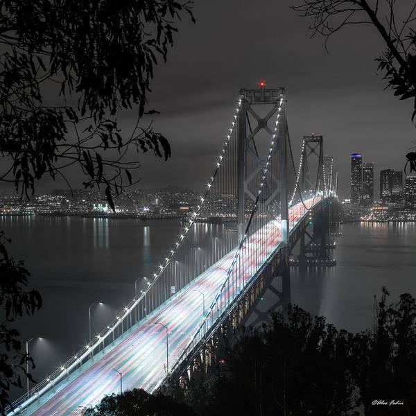 Photograph - Big Leap To San Francisco by Alexander Fedin