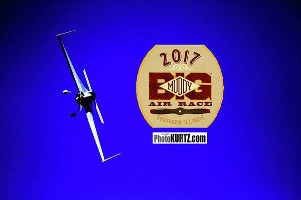 Photograph - Big Muddy Air Race 2017 by Jeff Kurtz