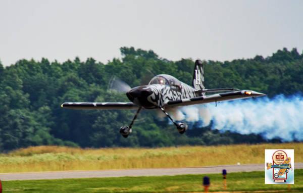 Photograph - Big Muddy Air Race Number 14 by Jeff Kurtz
