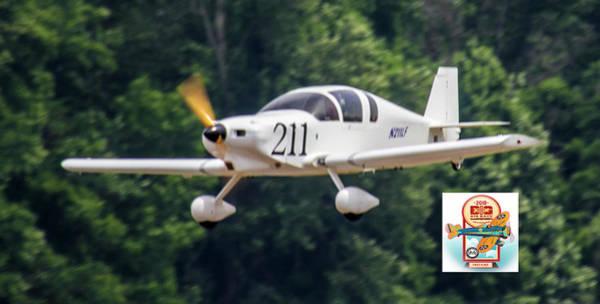 Photograph - Big Muddy Air Race Number 211 by Jeff Kurtz