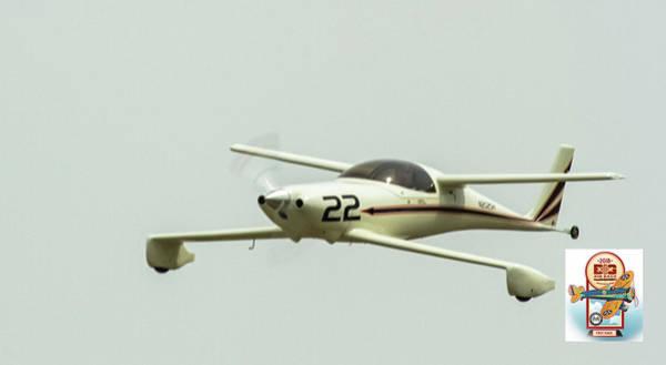 Photograph - Big Muddy Air Race Number 22 by Jeff Kurtz