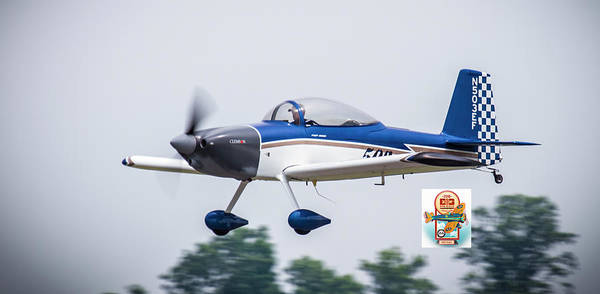 Photograph - Big Muddy Air Race Number 503 by Jeff Kurtz