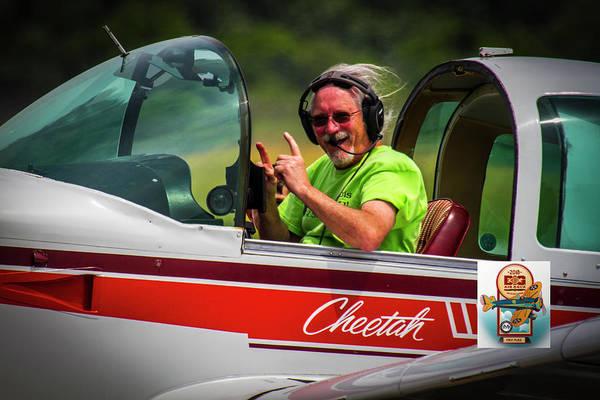 Photograph - Big Muddy Air Race Number 73 by Jeff Kurtz