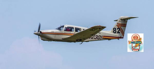 Photograph - Big Muddy Air Race Number 82 by Jeff Kurtz