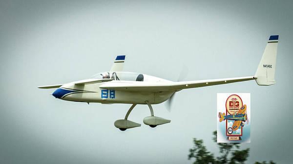 Photograph - Big Muddy Air Race Number 88 by Jeff Kurtz