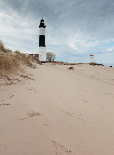 Photograph - Big Sable Lighthouse by Fran Riley