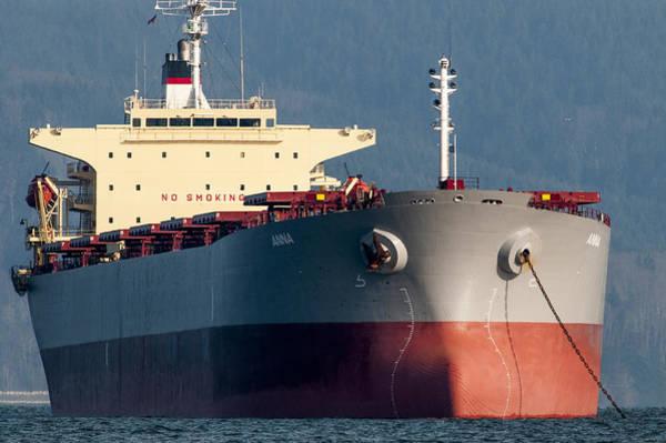 Photograph - Big Ship by Robert Potts