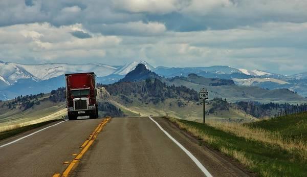 Otr Wall Art - Photograph - Big Sky Country by Darrell McIntosh